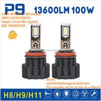 High Power P9 100W 13600lm Pk