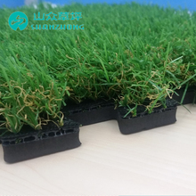Popular Artificial landscape lawn grass splicing pad