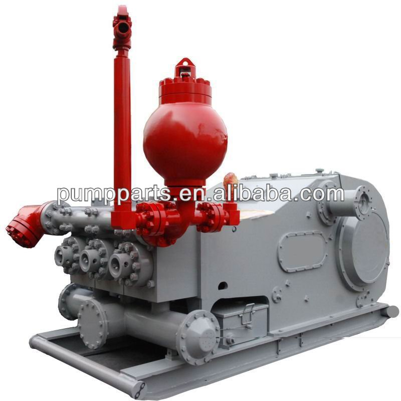 Emsco F-1300 Drilling Rig Triplex Mud Pump