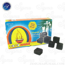 hookah accessory coconut charcoal