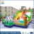 Huale inflatable dinosaur bouncy castle for kids and adult / jumping castle for entertainment
