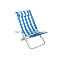 selling popular cheapest metal folding beach chair camping relax chair