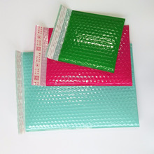 6 x 10 Wholesale Metallic Bubble Mailer for Cosmetic