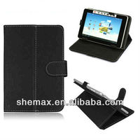 "100 PCS Universal PU Leather Case Cover for 8"" 9"" 9.7"" 10.1"" inch Tablet Laptop"