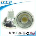 2016 New ETL cETL MR16 COB LED Spotlight Dimmable 5W 12V LED Light Mr16