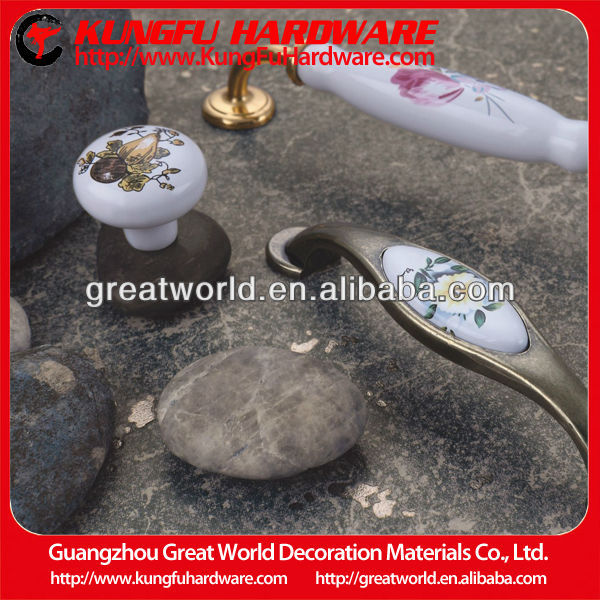 Ceramic handle frp handle