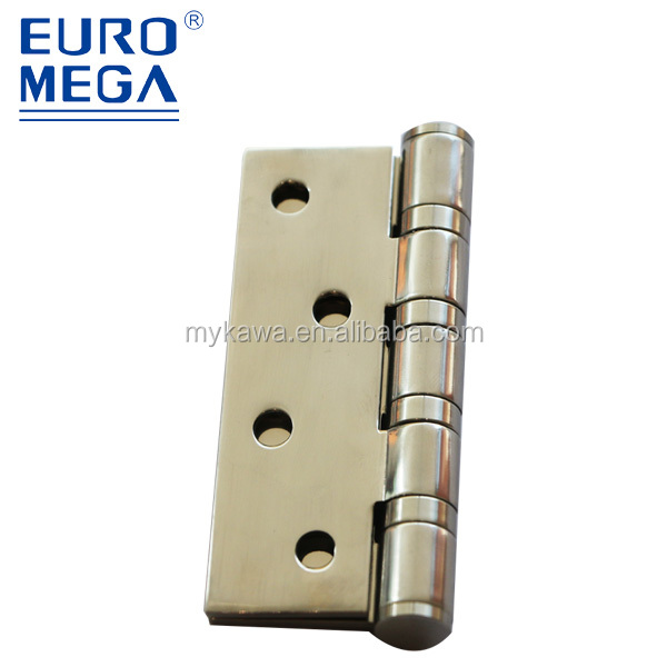 Common style high quality stainless steel hinge connector butterfly cabinet door hinge