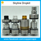 2018 Top quality Ultem Coppervape Skydrop Kit A B C for Skyline Rta all in stock now