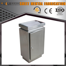 New postbox letter box outdoor parcel box stainless steel mailbox