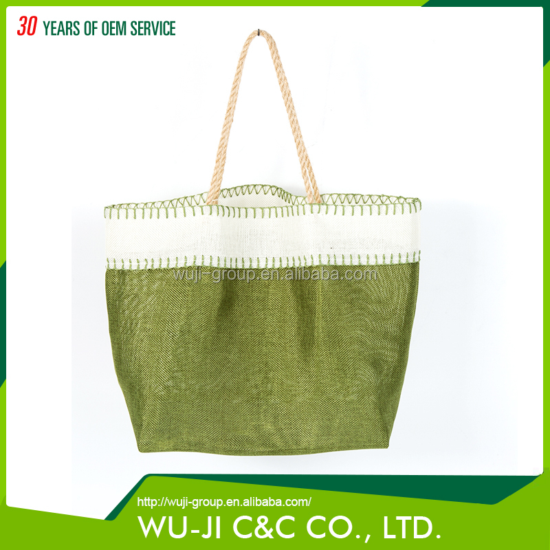 Competitive promotional non woven tote polyester folding shopping bag
