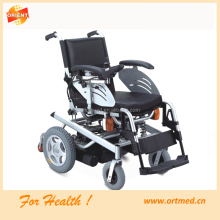 HB123 adjustable armrest CE approved Steel Electric Wheelchair