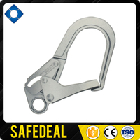 Fall Protection Safety Steel Rope Snap Hook