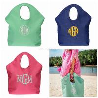 New arrived 2017cheap beach bag tote jute tote beach bag custom beach bag