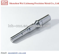 High precision linear motion guide shaft