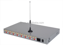 ET-8264 8 Ports / Channels 64 SIM Cards GSM FWT Fixed Wireless Terminal/FCT Fixed Cellular Terminal/Gateway