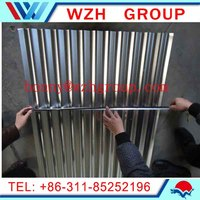 0.16 MM galvanized steel roofing sinusoidal profile steel sheet