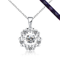 JP0561-Top Quality Silver 925 Pendant Necklace, Fashion Jewery Wholesale