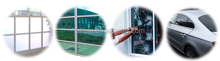 A Class 100% UV Protection Residential and Automotive Window Tint Film