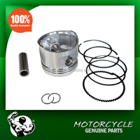best quality piston & ring for Indian make motorcycle engine