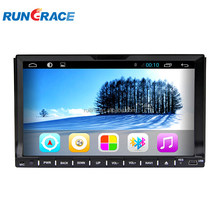 in dash 2 din android 7' touch screen car dvd player for honda accord
