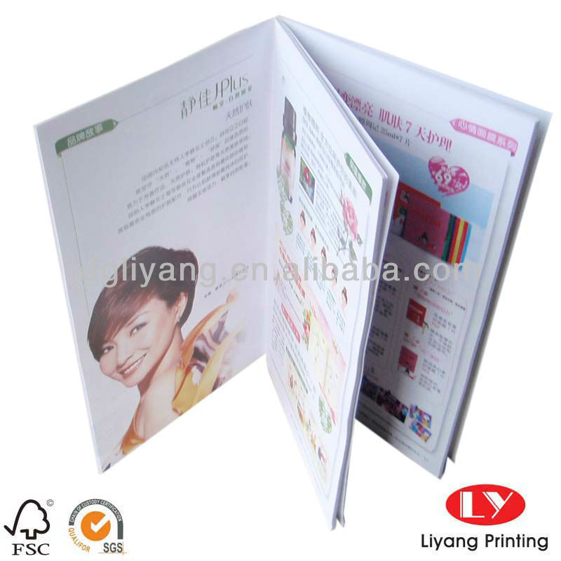 cheap matt finish Softcover Book Printing