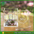Wholesale Clear Wedding Acrylic Ring Box