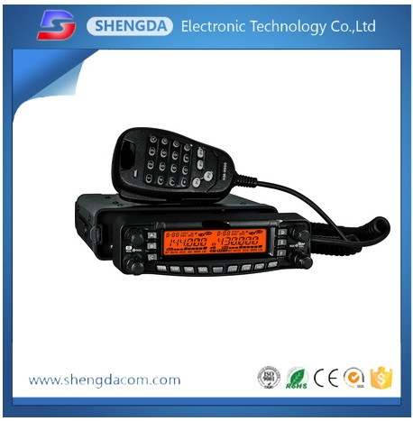 Hot selling CB HF band low band adjustable multi band mobile car ham radio