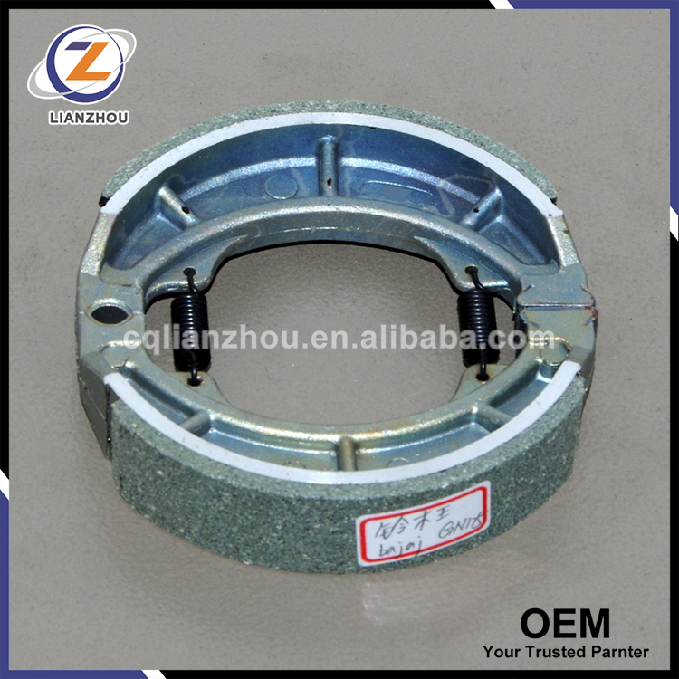 china motorcycle brake shoe and brake shoe manufacturing process