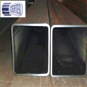 China manufacturer customized section carbon steel/aluminum square tube/pipe, square hollow steel pipe/tube