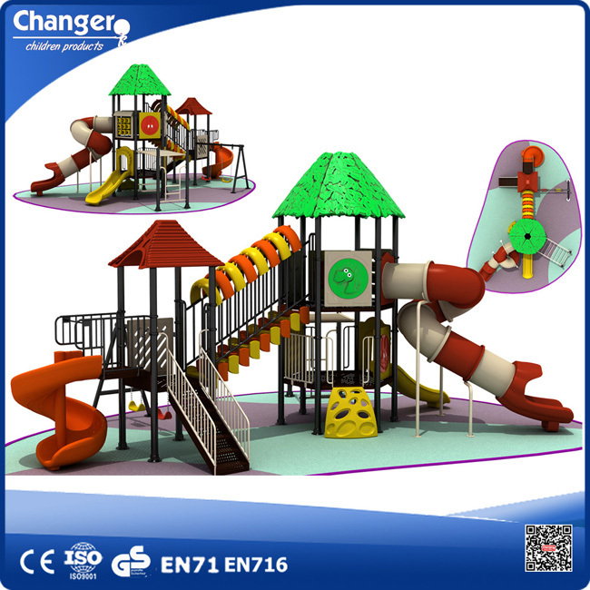 CE Standard High Quality Cheap Used Kids Outdoor Playground Equipment