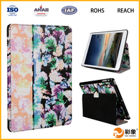 alibaba best sellers leather tablet cover case for ipad air2