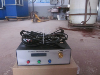 CRP850 common rail HP0 pump tester