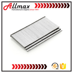 Galvanized brad F20mm nails/staples for gardending