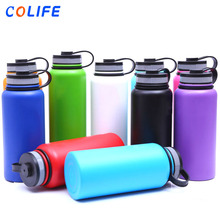 Wholesale Custom Print Hydro Flask Double Wall Vacuum Insulated Stainless Steel Water Bottle