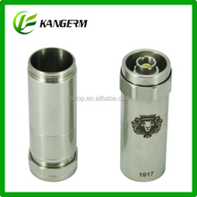 2014Top Quality Stainless Steel Mod Mechanical Mod Ecig,Full Detachable Vaporizer King Mod
