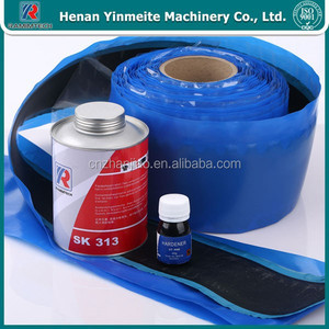 cold repair bonding strip for conveyor belt jointing and splicing
