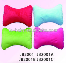 Bone shape plush cushion pillow