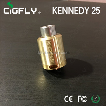 Authentic Kennedy 24 rda atomizer hot selling Kennedy 24mm rda