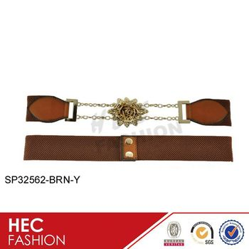 Waistband Belt For Trousers