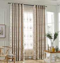 modern material hanging curtains living room window treatments flame retardant