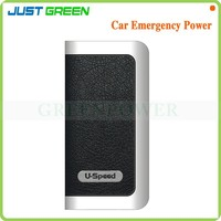 Car Emergency Power bank 11.3V /3400mah (10000mah) rechargeable strong power for your mobile phone tanlet PC 10000mAh power bank