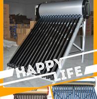 58*1800mm/47*1500mm/70*2100mm solar system home/vacuum tube solar water heater Argentina 30degree/45degree