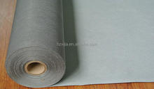 Microporous waterproof breathable membrane for house wrap