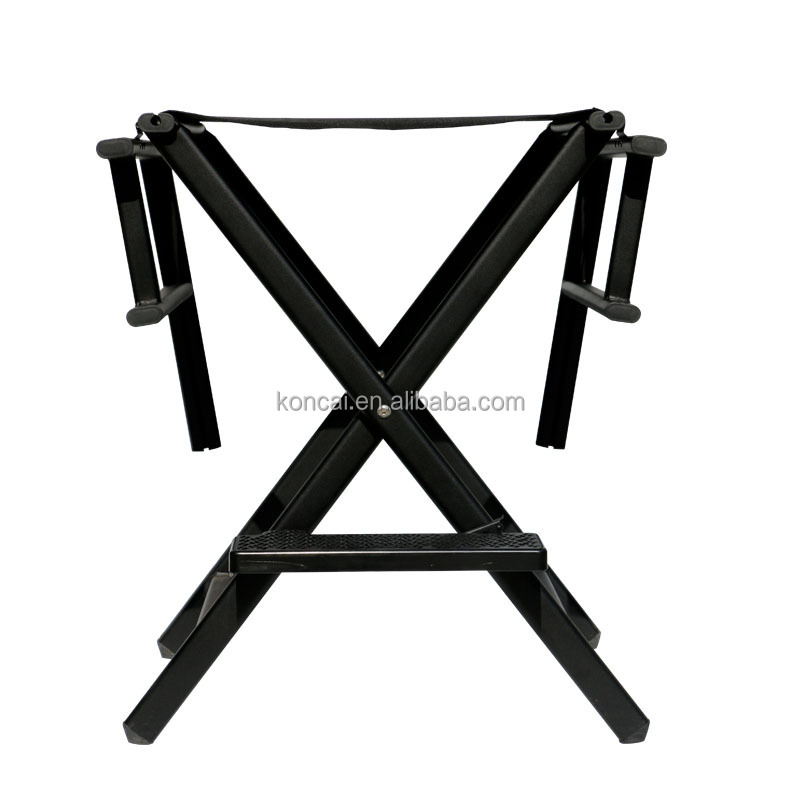 Aluminium Hair Salon Hairdressing Chair MAX. Load Weight