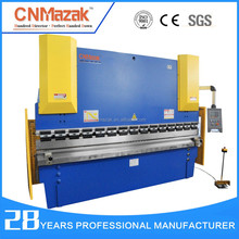 Manual Sheet metal bending,Pan and box press brake machine W1.5x1220Z WC67k-600T7000