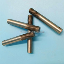 Cheap cost tungsten threaded rod for Thermal Spray coating