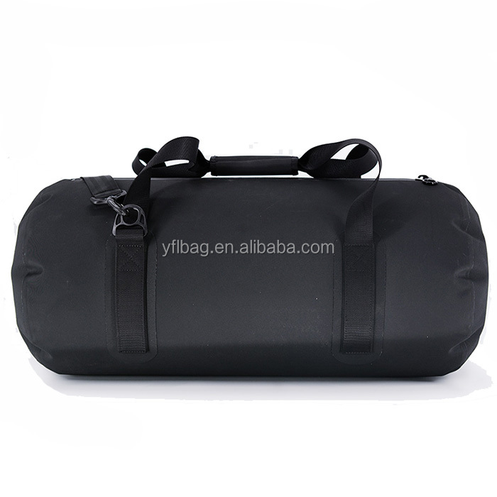 2018 100% TPU waterproof Gym bag duffel weekends bag fitness bag