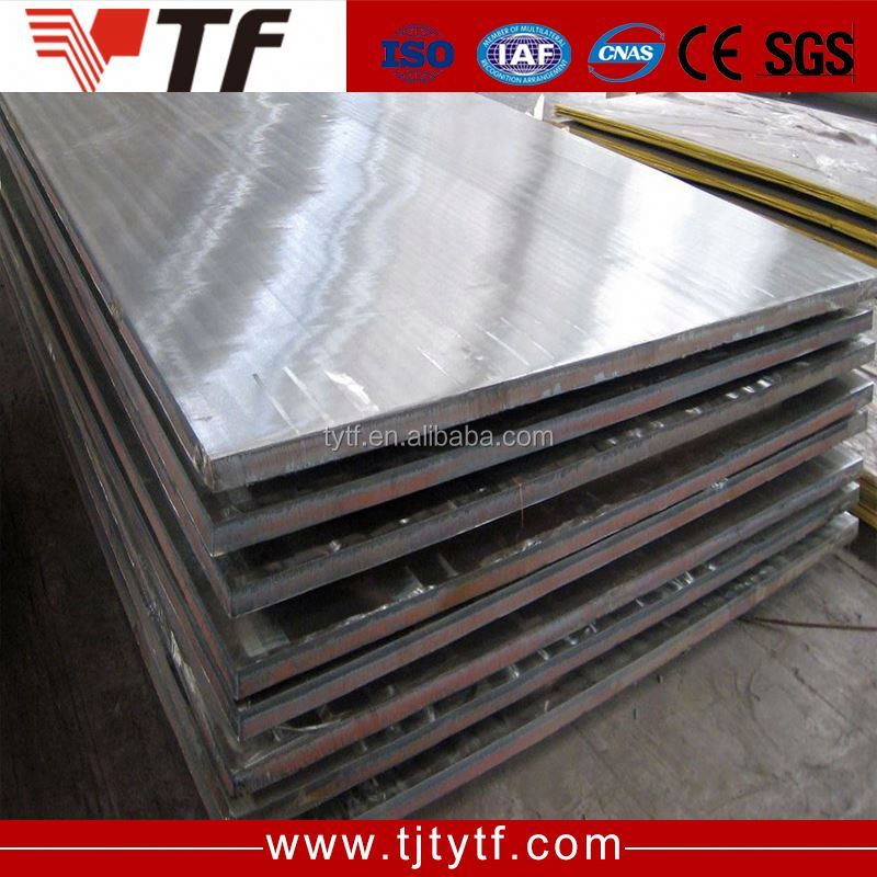 China product low price Bearing Steel ASTM 52100 sheet metal