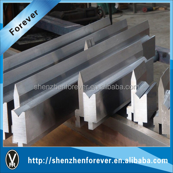 forever hydraulic bending machine blades