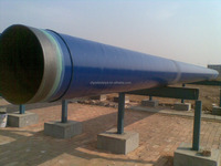 Carbon steel Pipe with corrosion coating